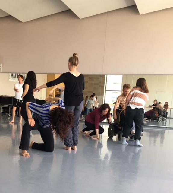 DanceAbility 5 Day Intensive
